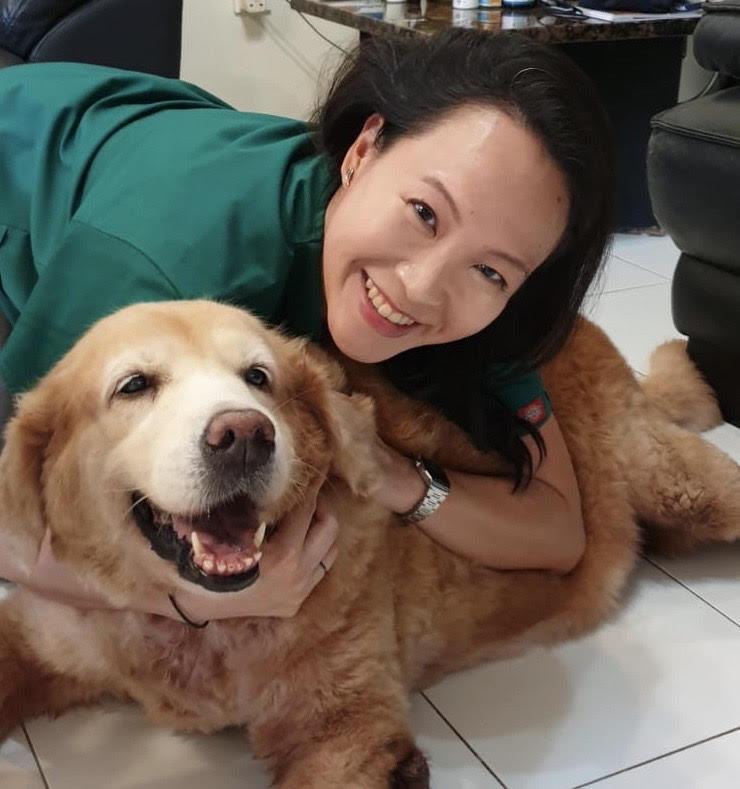 Dr Dwan Chong - Vet Doctor